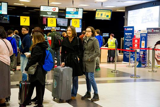 Важной новинкой этого года станет планируемый запуск прямых рейсов в Доминикану 31 октября — в этот день состоится первый беспересадочный прямой трансатлантический перелёт из Международного аэропорта «Казань»