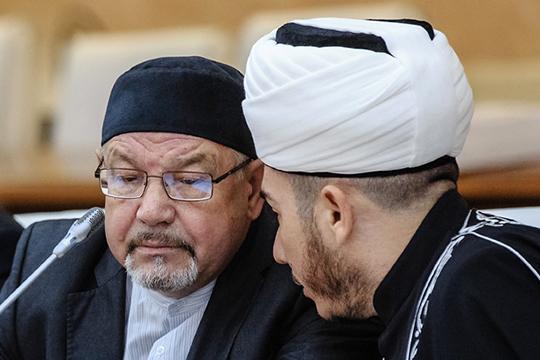 «Если руководитель страны, светский человек, обращается кмуфтиям стаким призывом…»