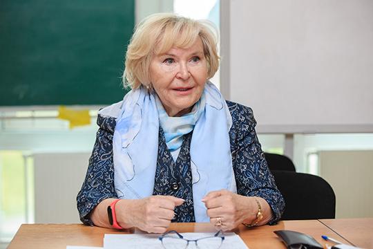 Любовь Мишина считает, что 1 октября — это не праздник, а скорее день внимания и начало декады, посвященной старшему поколению