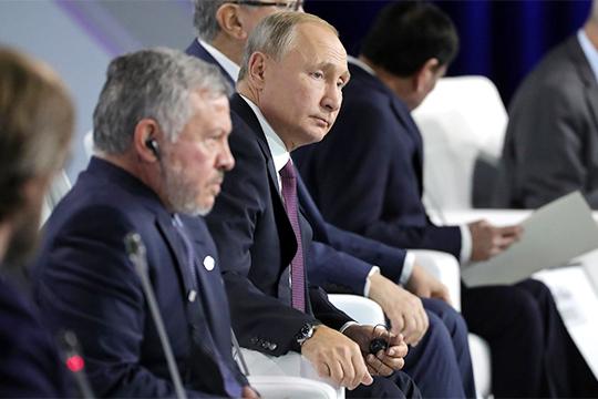 Владимир Путин: «Если тебе мешает кто-то из подчиненных — поставь на место! Или поменяй — приведи в администрацию своих сторонников и единомышленников»