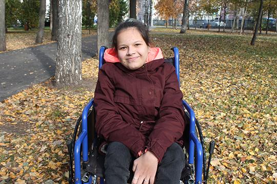 15-летней Полине Хайровой нужна ваша помощь