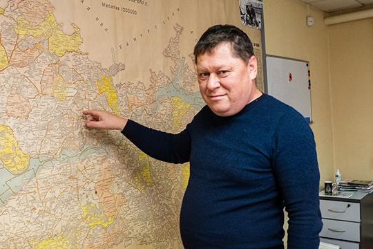 «Где-нибудь вСибири или наДальнем Востоке охотничьи угодья никому ненужны, там мало людей. Основной сыр-бор вокруг Москвы иПетербурга»