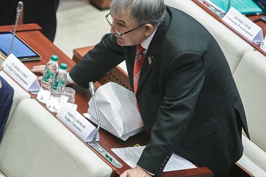 Хафиз Миргалимов потребовал пересмотра межбюджетной политики с федеральным центром, увеличения расходов по ряду направлений в социальной сфере: «Ребята, ищите деньги!»
