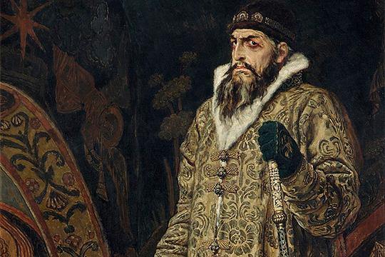 То, что создал всвое время Грозный, было спаяно единой православной идеей, авпоздней Российской империи этого уже небыло