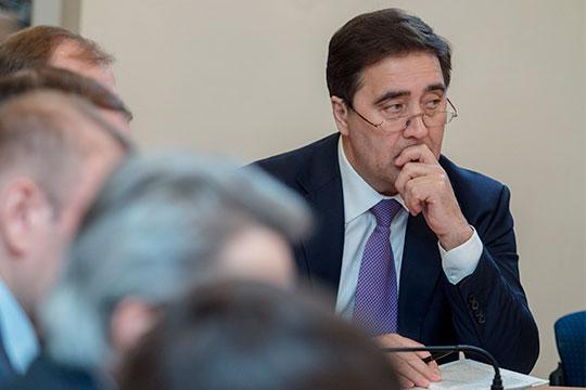 Ильшат Фардиевсыграл немаловажную роль всудьбе икарьере Сафаева