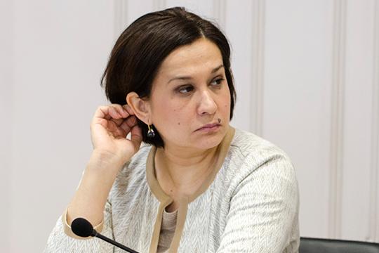 Ильзиру Кузьминуподозревают взлоупотреблении должностными полномочиями. Уголовное дело вотношении нее было возбуждено 25октября СКР поРТ.Сама бывшая чиновница свою вину категорически отрицает
