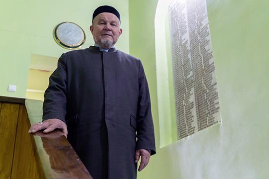 «Я же древний человек, стоял у истоков создания религиозных структур в Татарстане, все прошло через меня»