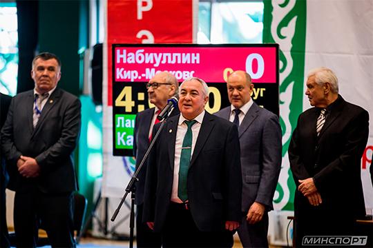По словам Равиля Хайруллина, инцидент обязательно будет рассмотрен на президиуме федерации Татарстана, как только из отпуска выйдет председатель президиума — вице-спикер Госсовета РТ Марат Ахметов