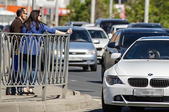 «После установки ограждений в Казани количество ДТП с пешеходами, которые переходят дорогу в неположенном месте, снизилось более чем на 13 процентов»