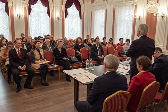 В ходе встречи композиторам были вручены различные награды и благодарственные письма