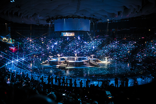 За последние годы Казань стала претендовать на статус спортивной столицы Восточной Европы. Здесь проходили Универсиада, чемпионат мира по водным видам спорта, матчи чемпионата мира по футболу...