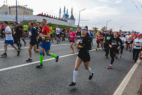 На «Казанский марафон» прибыло 10 тыс. участников, с ними было, как минимум, по одному сопровождающему. Экономический эффект от мероприятия мог достичь 200 млн