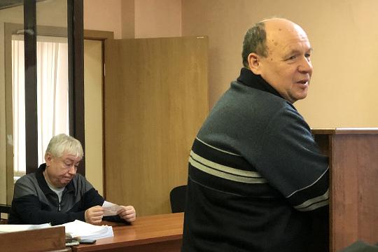 «Я выполнял свои обязанности, не знаю, что там руководство делало», — с порога начал защищаться Иван Киреев