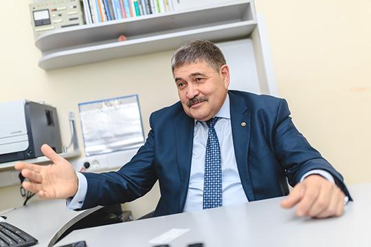 Ильяс Нуриев: «Бережливое производство вмедицине? Мыэтим даже японцев удивили»