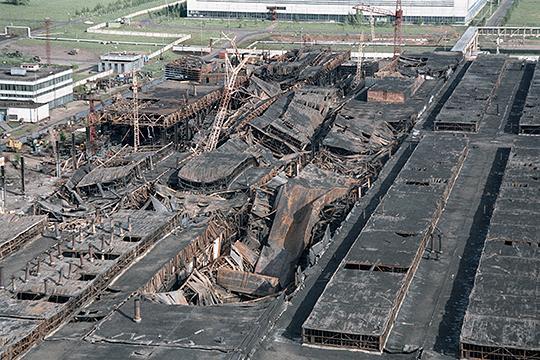 После пожара на КАМАЗ приезжали немецкие специалисты и предлагали не восстанавливать пострадавшее оборудование, а построить новый завод за 300 млн долларов с новым более современным двигателем