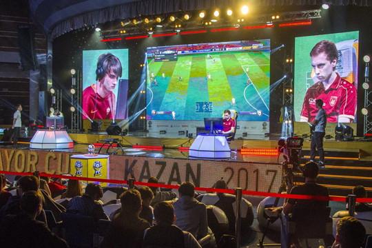 Турниры такого рода проводились и ранее — во времена президентства Ильсура Метшина в «Рубине» Казань принимала Кубок мэра по киберфутболу; «Татнефть Арена» организовывала киберспортивный фестиваль
