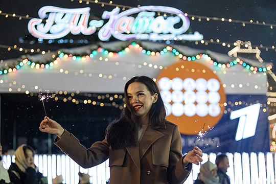 В новогодние праздники центром притяжения станет ГУМ-ярмарка и каток на Красной площади