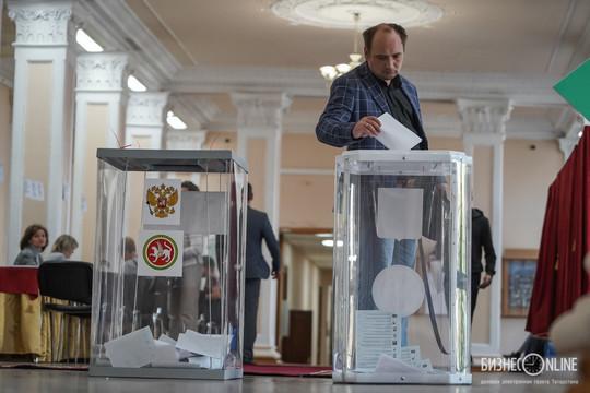 Всплеск поисковых запросов вызвали также выборы вГоссовет Татарстана (№2 врейтинге). Вофлайне ввыборах поучаствовало 70,1% жителей республики, более 2млн человек