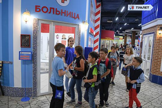 Елена Тихонова отмечает тенденцию: родители приводили детей в«КидСпейс» поодному разу, «для галочки», потому что денег уних достаточно только напродукты, иэто повсеместная картина, особенно впериоды экономических кризисов