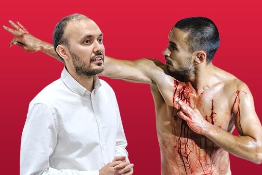 Кровь насцене иТукай отглухонемых: Туфан Имамутдинов– персона года вмире культуры