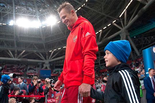 Напросмотр в«Рубин»приехал бывший футболист «Локомотива» исборной России Дмитрий Тарасов