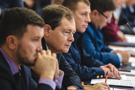 Начальник управления минюста РФ по РТ Виктор Демидов, вероятно, займет пост главного федерального инспектора РТ