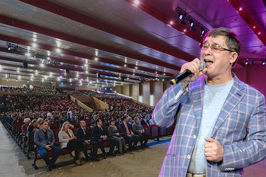 Салават готовит мегаконцерт, Фахрутдинов «воскрес измертвых», ауФардиева– ревизоры