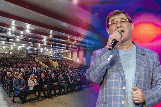 Салават Фатхетдинов планирует в марте провести юбилейное шоу на «Казань Экспо» в зале им. Ильгама Шакирова