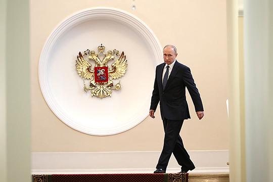 Надо признать, что запаса прочности влияния в элитах у Путина хватает. Нет в верхах силы, которая способна выразить свое недовольство