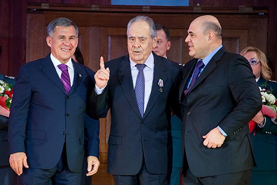 Связи с Татарстаном у Мишустина настолько крепки, что никто не удивится, если республика отчасти послужит кузницей кадров для нового правительства