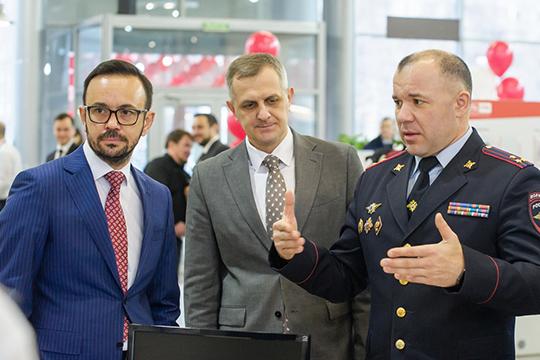 Ленар Габдурахманов, ГИБДД: «Время синих вагончиков закончилось, мывсе ихубираем»