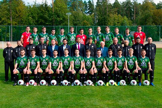 «Нефтехимик» — вторая футбольная команда Татарстана под спонсорством «ТАИФа» — всё ближе к выходу в премьер-лигу