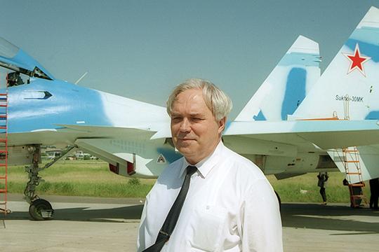 Судьба связала Михаила Симонова с Казанью более чем на 15 лет