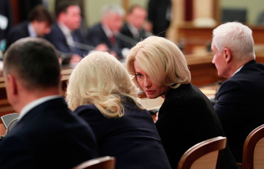 Наши спикеры с неудовольствием отзываются о кураторе сельского хозяйства среди вице-премьеров — Виктории Абрамченко