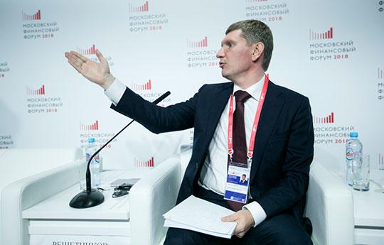 В целом же над повышением налоговой базы, то есть инвестиционной привлекательностью и улучшением делового климата будет трудиться и Максим Решетников