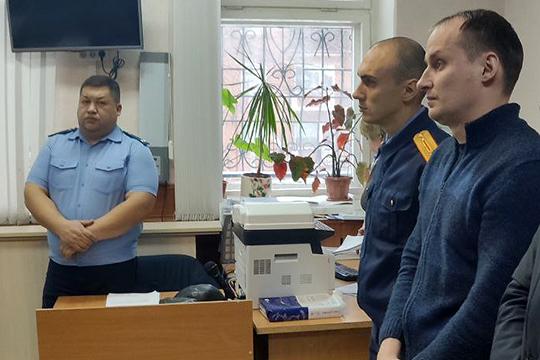 Суд отказал следкому в аресте бывшего сотрудника УБОП Александра Козенко