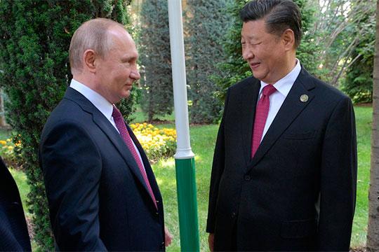 В нашей с китайцами повестке дня был реальный Севморпуть, а в Варшаве — фантазийное Триморье. Это был момент первого троллинга Трампа на геополитическую тему: дескать, ты выиграл Польшу, а Путин — Китай