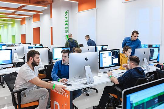 На обучение в казанском кампусе «Школы 21» было подано около 60 тыс. заявок, конкурс составил 120 человек на место