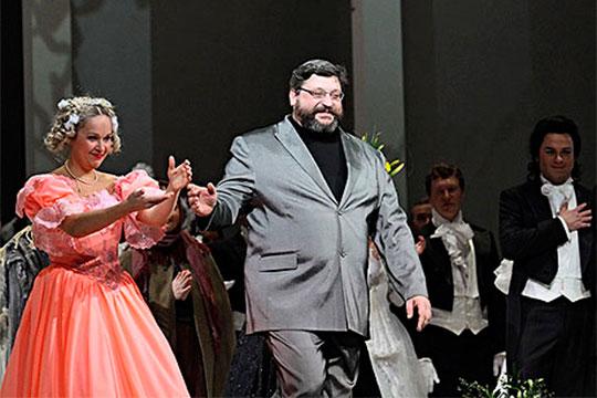 «Риголетто» в постановке Михаила Панджавидзе идет в ТАГТОиБ уже второе десятилетие