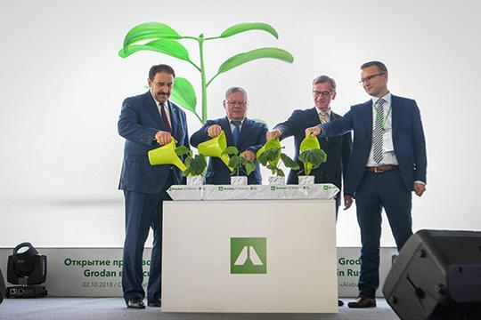 «Я точно могу сказать, что Татарстан — один из самых привлекательных регионов с точки зрения инвестиций. У нас высокая поддержка министерства сельского хозяйства и продовольствия РТ»