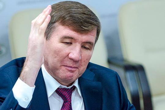 Сегодня стало известно о решении Рустама Минниханова назначить министром экономики Тарарстана своего давнего доверенного соратника — немногословного Мидхата Шагиахметова