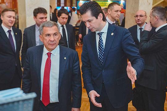 В качестве помощника президента, сообщил минэкономики, Абдулганиев продолжит работу по дальнейшему росту инвестиционного потенциала Татарстана