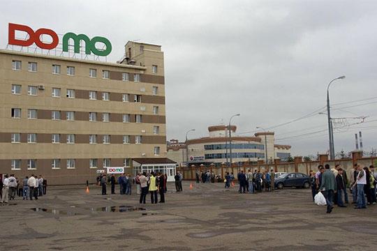 Самый крупный эпизод – почти на 19 млрд рублей – касается кредитования фирм, связанных с ритейлером DOMO