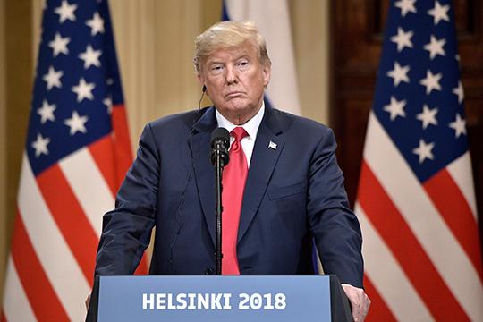 На Генеральной Ассамблее ООН президент Трамп вновь заявил о кризисе процесса глобализации и о намерении США отстаивать собственные интересы