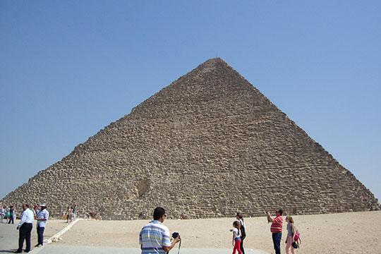 ПирамидаХеопса