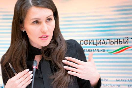 Лилия Галимова: «Президент следит за судьбой «Рубина», ему небезразлична его судьба...»