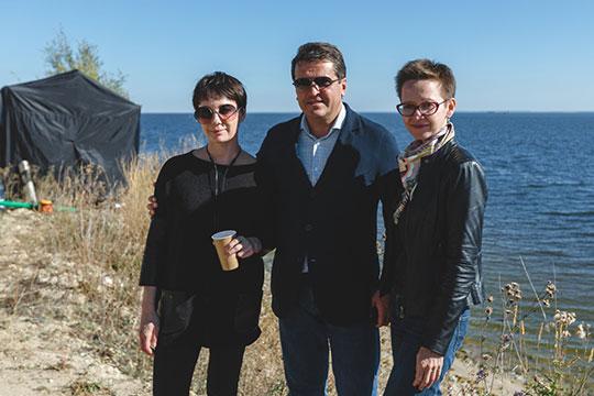 Два года назад в рамках обсуждения Стратегии-2030 для Казани мэр городаИльсур Метшинпредложил сделать столицу Татарстана центром киноиндустрии в России