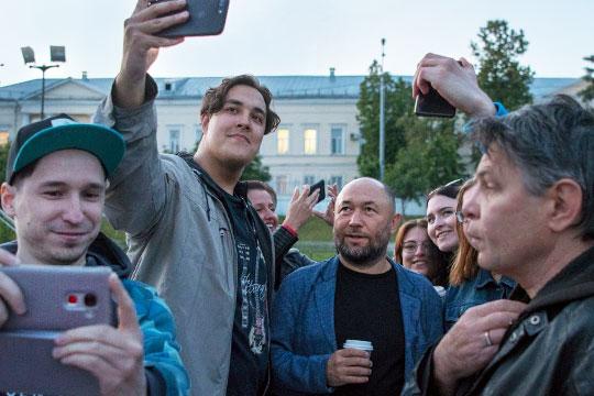 С замахом на 100 миллионов зрителей: что за «игрокино» снимают в Казани для Бекмамбетова?