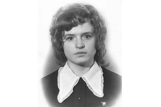Любовь Лисенкова - 17 лет