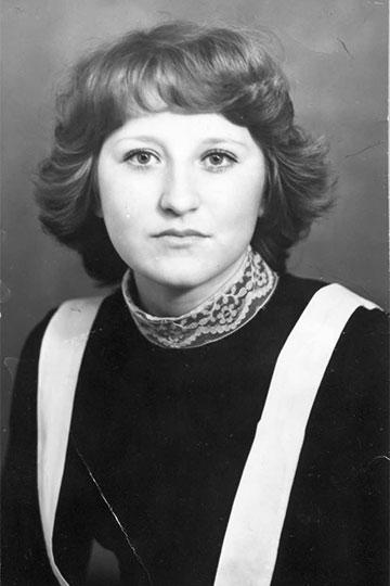 Наталья Кузягина - 17 лет